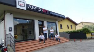 AmicoBIT Computer Shop