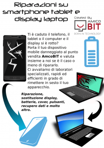 smartphone | AmicoBIT Computer Montecatini