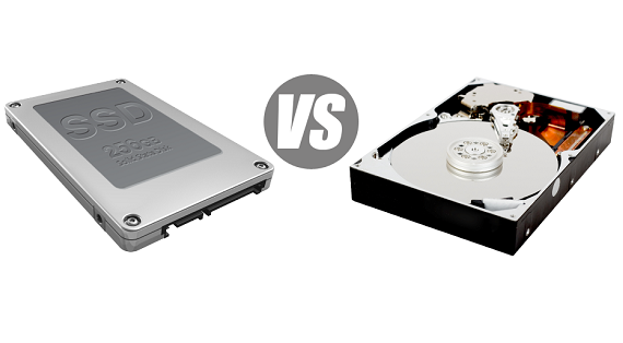 AmicoBIT Computer Montecatini - SSD vs HDD